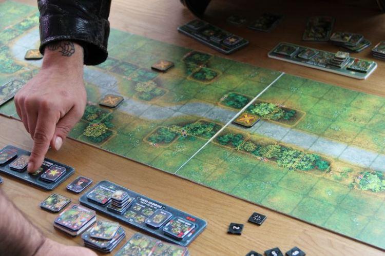 Scénario Heroes of Normandie - Proto