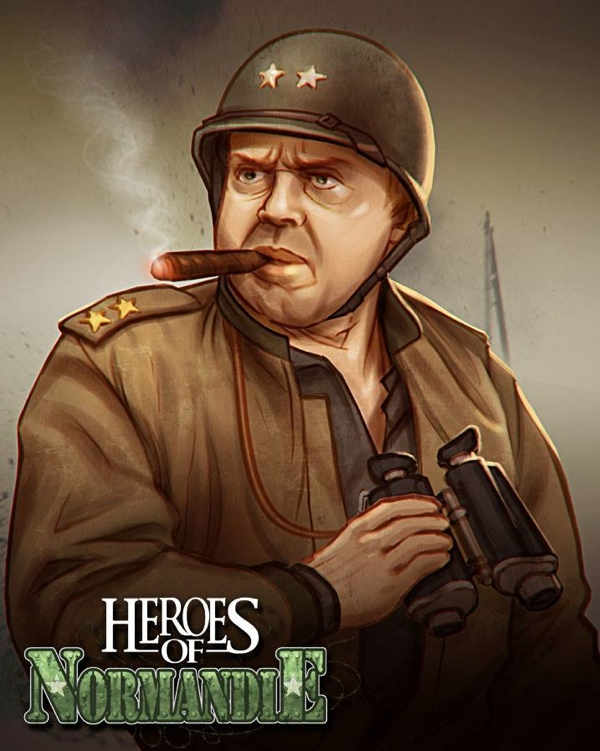 Heroes of Normandie - Héros 1