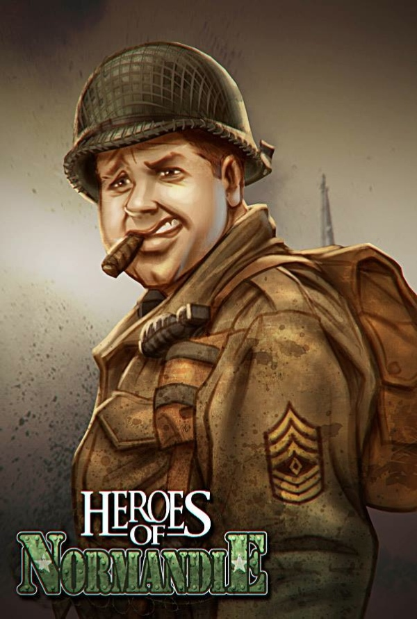Heroes of Normandie - Héros 2