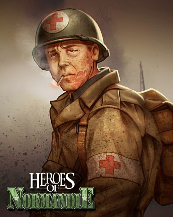 Heroes of Normandie - Héros 3