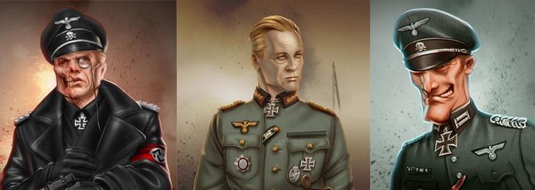 Heros Nazis