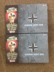 Les boites finales prêtes à partir de chine...