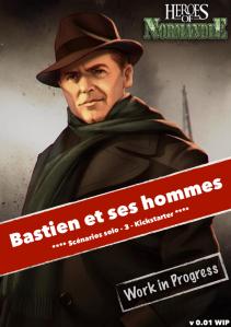Bastien et ses hommes couv